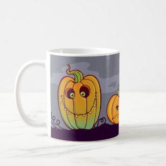Funny Pumpkins mug