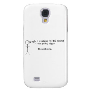 Funny Pun Galaxy S4 Covers