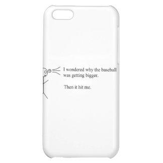 Funny Pun iPhone 5C Cases