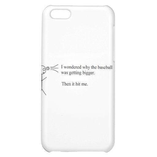 Funny Pun iPhone 5C Cases