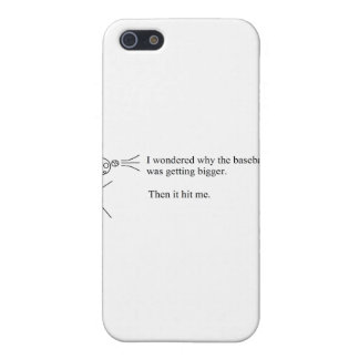 Funny Pun iPhone 5 Cover