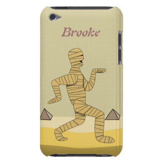 Funny Pyramids Egyptian Mummy Halloween Custom iPod Touch Cases