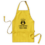 Funny quote aprons for boyfriend or husband