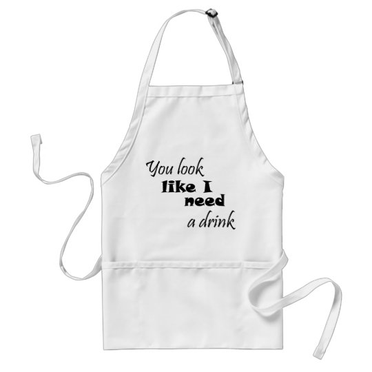 Funny quotes aprons gifts drinking humour jokes