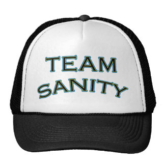 Funny Rally for Sanity Hats