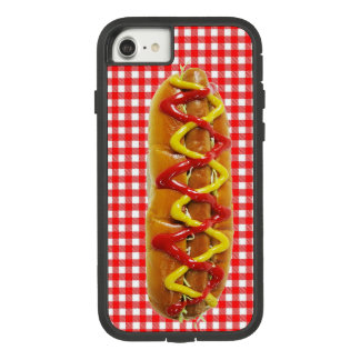 Funny Realistic Hot dog Cell Phone Case