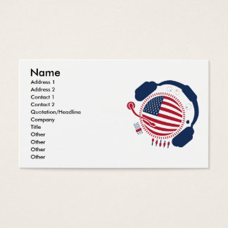 Funny_Record Business Card