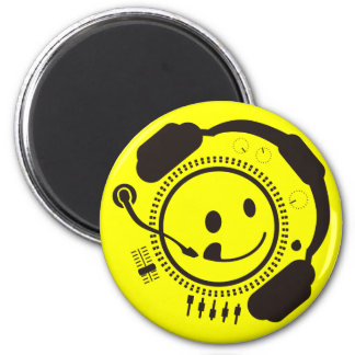 Funny_Record Magnet