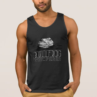 Funny Redneck Bullfrog Hunter Whisperer T Shirt