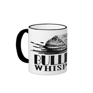 Funny Redneck Bullfrog Whisperer Ringer Mug