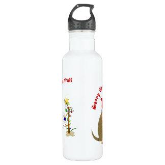 Funny Redneck Christmas 710 Ml Water Bottle