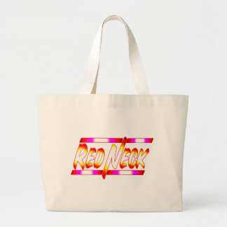 Funny Redneck T-shirts Gifts Jumbo Tote Bag