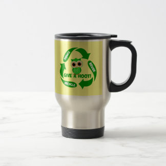 funny reduce reuse recycle coffee mugs