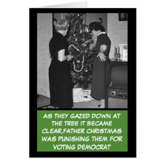 Funny Republican Christmas Card