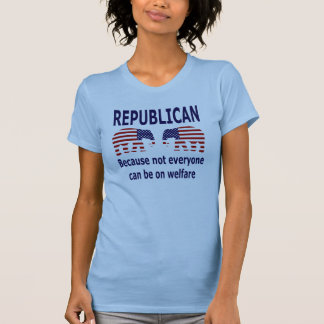 Funny Republican Ladies Tank