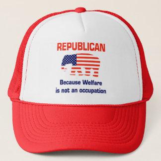 Funny Republican - Welfare Cap