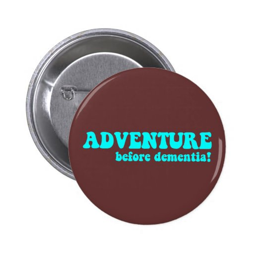 Funny retirement buttons