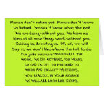 Funny Retirement Cards
