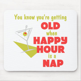 Funny Retirement Gift Mouse Pad