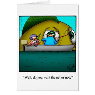 Funny Retirement Humor Greeting Card