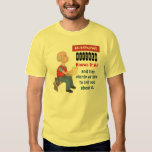 Funny Retirement Knows It All Tee Shirts