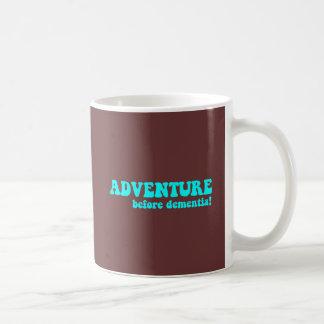 Funny retirement coffee mug