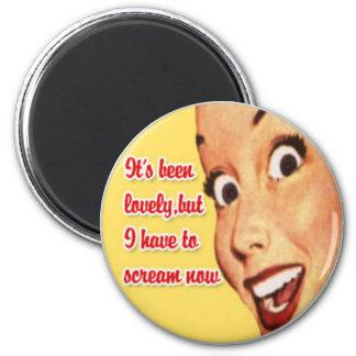Funny Retro Magnet 5