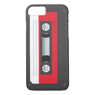 Funny Retro Music Cassette Tape iPhone 7 Case