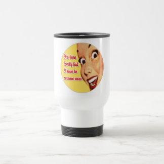 Funny Retro Travel Mug 5