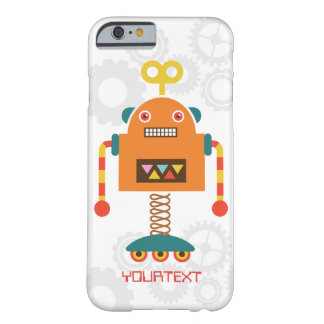 Funny Robot Science Fiction iPhone 6 Case Barely There iPhone 6 Case