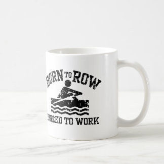 Funny Rowing Coffee Mug