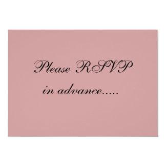 Funny RSVP invites