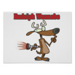 funny rudolph reindeer wannabe