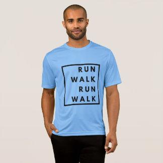 Funny Run Walk Run Walk T-Shirt