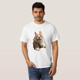 Funny Running Corgi T-Shirt