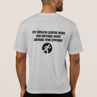 Funny Running Shirt General Surgeon