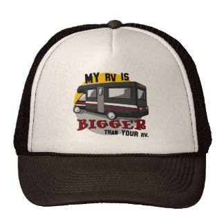 Funny RV Camping Hats