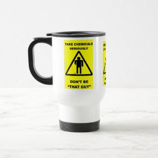 Funny Safety Travel Mug