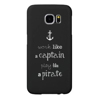 funny sailor's quote samsung galaxy s6 cases