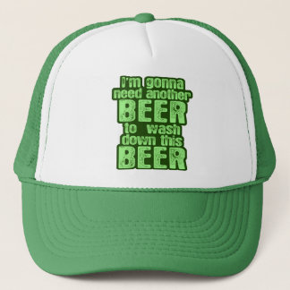 Funny Saint Patrick's Day Trucker Hat