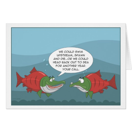 Funny Cycling Greeting Cards
