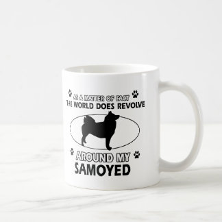 funny SAMOYED designs Coffee Mug