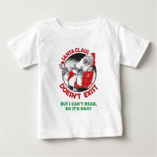 Funny Santa Claus Kids Shirt
