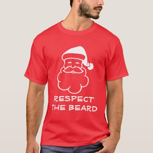 Funny Santa Claus t shirt | Respect the