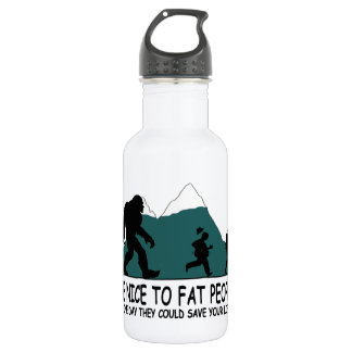 Funny Sasquatch 532 Ml Water Bottle
