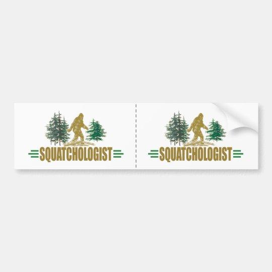 Funny Sasquatch | Big Foot | Believe! Bumper