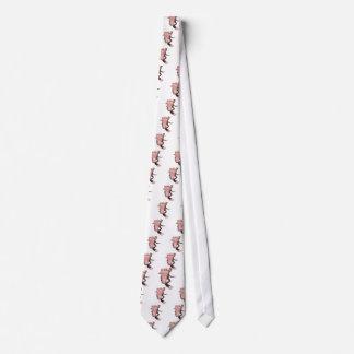 funny sasquatch bigfoot tie