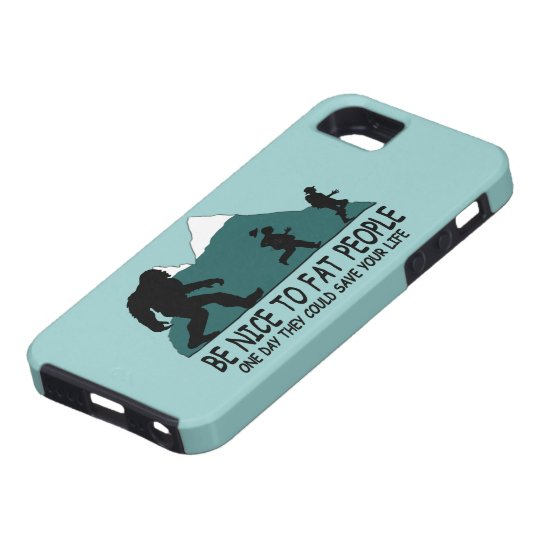 Funny Sasquatch Case For The iPhone 5