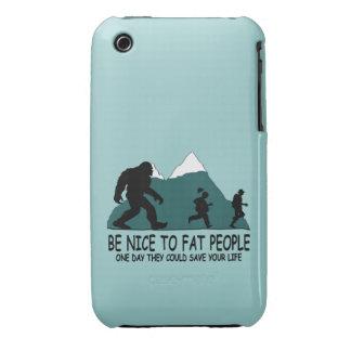 Funny Sasquatch iPhone 3 Cases