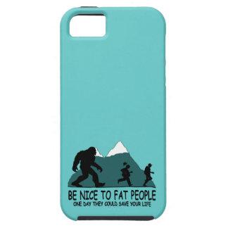 Funny Sasquatch iPhone 5 Cover